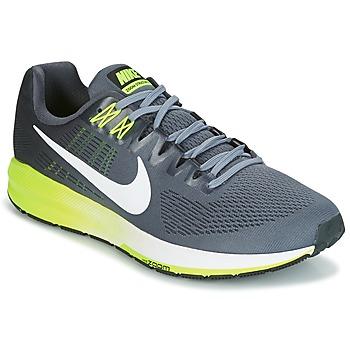 Schuhe Herren Laufschuhe Nike AIR ZOOM STRUCTURE 21