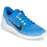 Schuhe Herren Laufschuhe Nike LUNARGLIDE 9 Blau