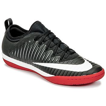 Schuhe Herren Fußballschuhe Nike MERCURIALX FINALE II IC Schwarz / Weiss / Rot