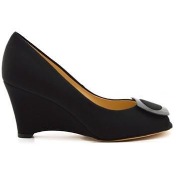 Schuhe Damen Low Boots Brunate Nicole 2687 Noir