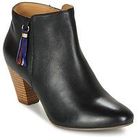 Schuhe Damen Low Boots Bocage MARILYN Schwarz