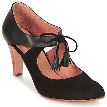 Schuhe Damen Pumps Bocage GENO Schwarz