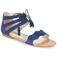 Schuhe Damen Sandalen / Sandaletten Bocage JARED Marine
