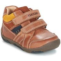 Schuhe Jungen Sneaker Low Geox B N.BALU' B. B Braun
