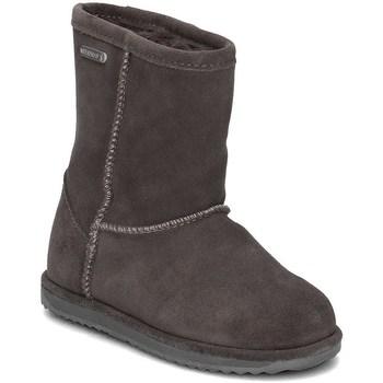 Schuhe Damen Stiefel EMU Australia Australia Brumby LO Graphit