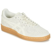 Schuhe Sneaker Low Onitsuka Tiger GSM SUEDE Weiss