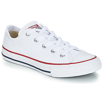 Schuhe Kinder Sneaker Low Converse CHUCK TAYLOR ALL STAR CORE OX Weiss