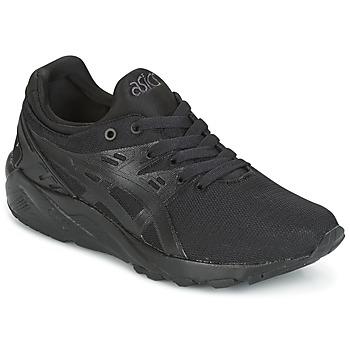 Schuhe Kinder Sneaker Low Asics GEL-KAYANO TRAINER EVO Schwarz