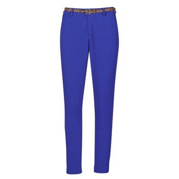 Kleidung Damen 5-Pocket-Hosen Betty London BERTHA Blau