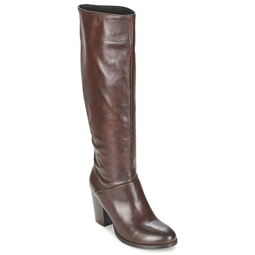 Stiefel Betty London MIRIDIA Braun 350x350