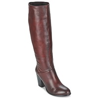 Schuhe Damen Klassische Stiefel Betty London MIRIDIA Bordeaux