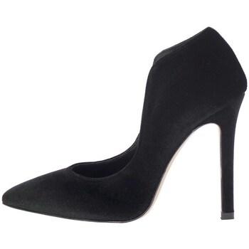 Schuhe Damen Pumps Noa 4009 Pump Frau schwarz schwarz