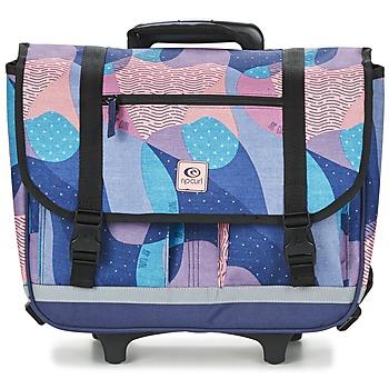 Taschen Mädchen Schultaschen / Schulranzen mit Rollen Rip Curl CAMO WHEELY SATCHEL Multifarben