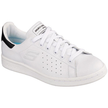 Schuhe Damen Sneaker Low Skechers Usa Deutschl.gmbh - 12315  WBK weiss