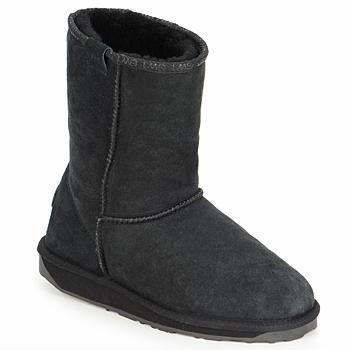 Stiefelletten / Boots EMU STINGER LO Schwarz 350x350