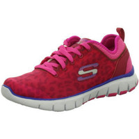 Schuhe Damen Sneaker Low Skechers Usa Deutschl.gmbh NV HPK°hot pink