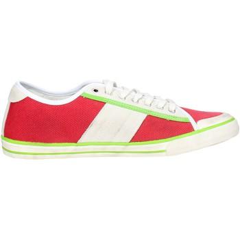 Schuhe Damen Sneaker Low Date TENDER LOW-37 Rot