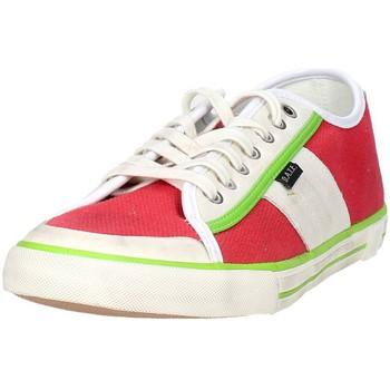 Schuhe Herren Sneaker Low Date TENDER LOW-37 Rot