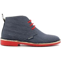 Schuhe Jungen Boots Submarine London SMLK610031 Ankle Kind Blue