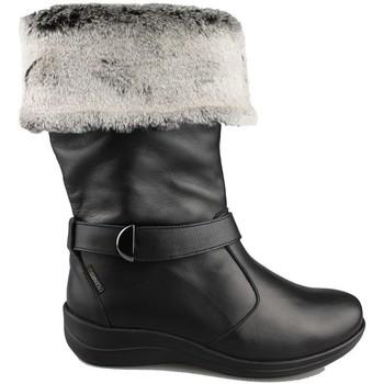 Schuhe Damen Schneestiefel Calzamedi BOOT  0646 BLACK