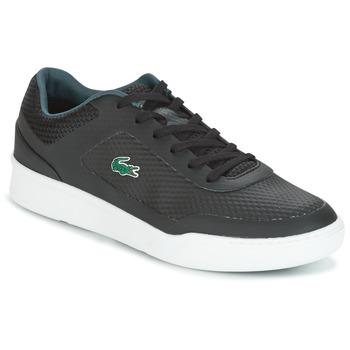 Schuhe Herren Sneaker Low Lacoste EXPLORATEUR SPORT Schwarz / Grün