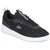 Schuhe Herren Sneaker Low Lacoste LT SPIRIT 2.0 Schwarz / Weiss