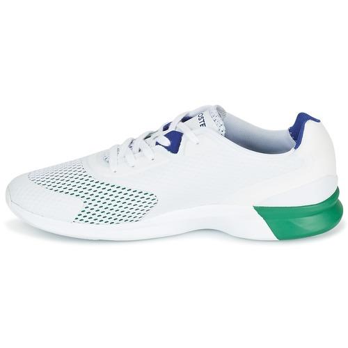 66a35f61f68f ... Lacoste LTR.01 Weiss   Grün   Schuhe Sneaker Low Herren 87,20 30bafc ...