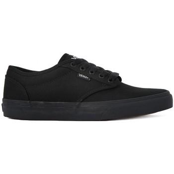 Schuhe Herren Sneaker Low Vans ATWOOD CANVAS Nero