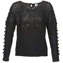 Kleidung Damen Pullover Vero Moda CARRARA Schwarz