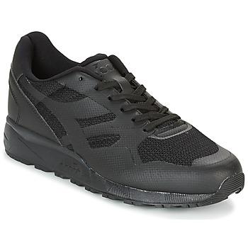 Schuhe Sneaker Low Diadora N902 MM Schwarz