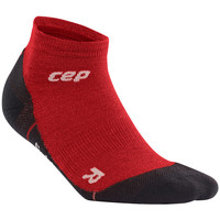 Accessoires Herren Socken & Strümpfe Cep Outdoor Light Merino Low-Cut Socks Rot