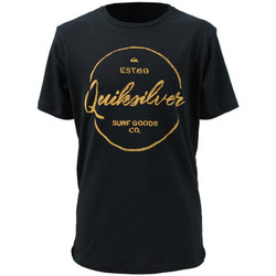 Kleidung Jungen T-Shirts Quiksilver Silver youth