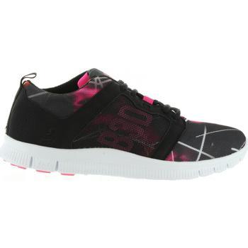 Schuhe Damen Sneaker Bass3d 41193 Negro