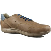 Schuhe Herren Sneaker Low CallagHan WILD HORSE TAUPE