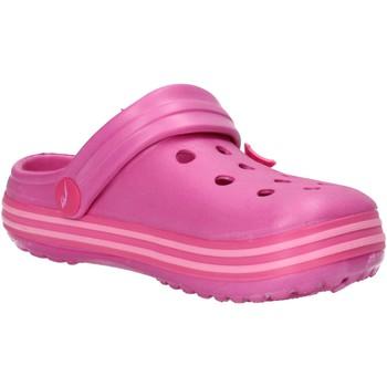 Schuhe Jungen Sandalen / Sandaletten Everlast schuhe bambino  sandalen pink gummi AF849 pink