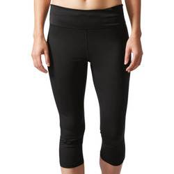 Kleidung Damen Jogginghosen adidas Originals Supernova 3/4 Tight Women Schwarz