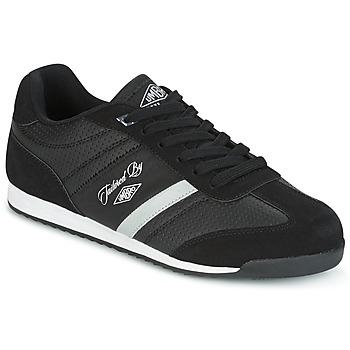 Schuhe Herren Sneaker Low Umbro DELTRIN Schwarz