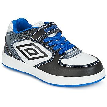 Schuhe Jungen Sneaker Low Umbro DOGAN VLC Weiss / Blau