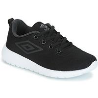 Schuhe Jungen Sneaker Low Umbro DENFORD Schwarz