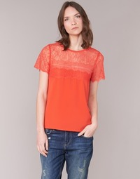 Kleidung Damen Tops / Blusen Moony Mood GERDUS Orange