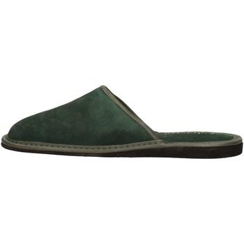 Schuhe Herren Pantoffel Calpierre CALPIERRE  PP1-P Pantoffel Mann Grun Grun