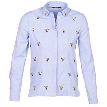 Kleidung Damen Hemden Kookaï MAYA Blau