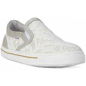 Schuhe Mädchen Slip on NeroGiardini NERO GIARDINI  BAROCO IVORY Grigio