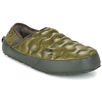 Schuhe Herren Hausschuhe The North Face THERMOBALL TRACTION MULE IV Kaki