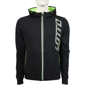 Kleidung Herren Trainingsjacken Lotto Devin IV Sweat FZ HD FT