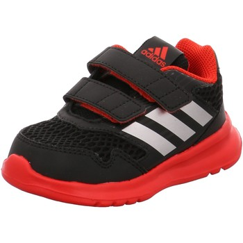 Schuhe Kinder Fitness / Training adidas Originals AltaRun CF I schwarz