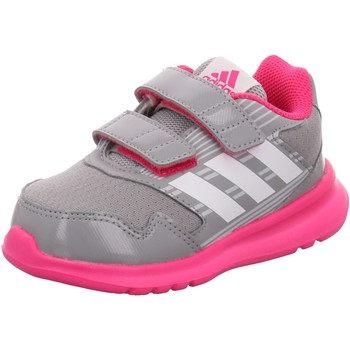 Schuhe Kinder Fitness / Training adidas Originals AltaRun CF I rot