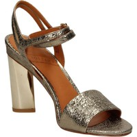 Schuhe Damen Sandalen / Sandaletten What For FOIL SHEEP Gold