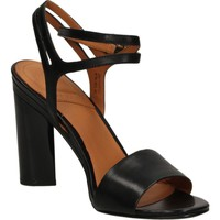 Schuhe Damen Sandalen / Sandaletten What For ATANDO Schwarz