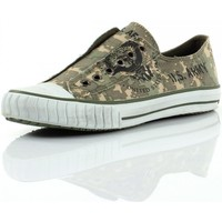 Schuhe Damen Sneaker Low Us Army Mission Camouflage